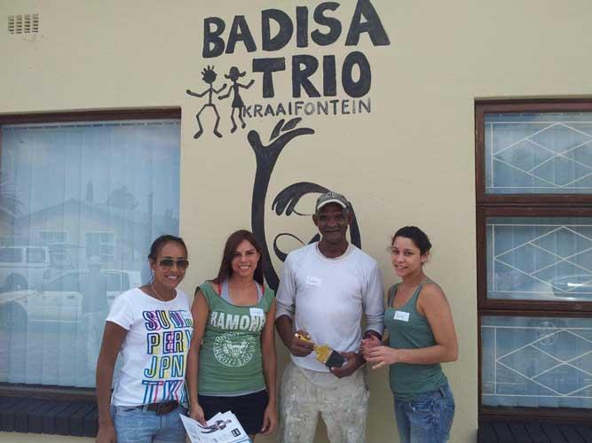 Badisa after
