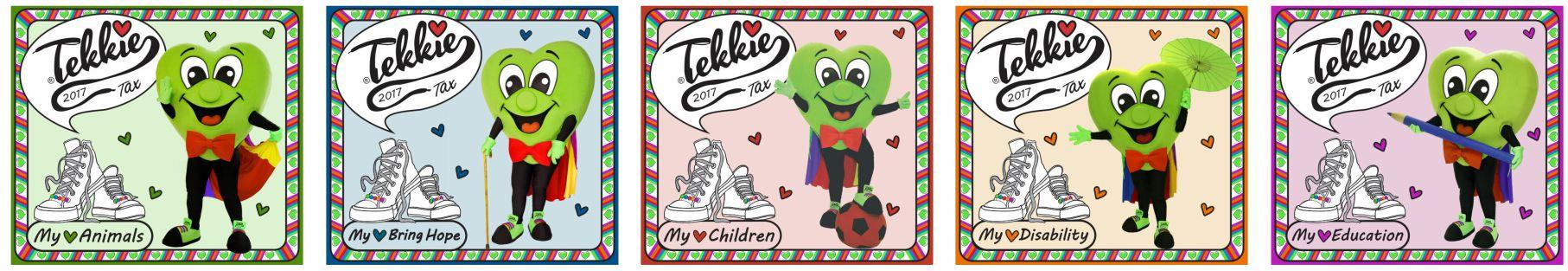 Tekkie Tax 2017