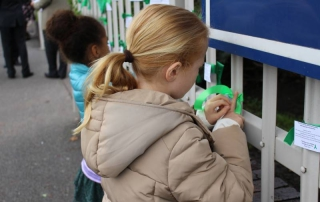 green ribbon campaign